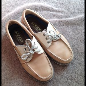 Sperry Top-Siders practically new sz 9.5
